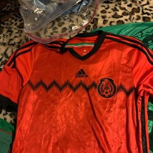 Mexico vintage jersey from World Cup Brasil 2014